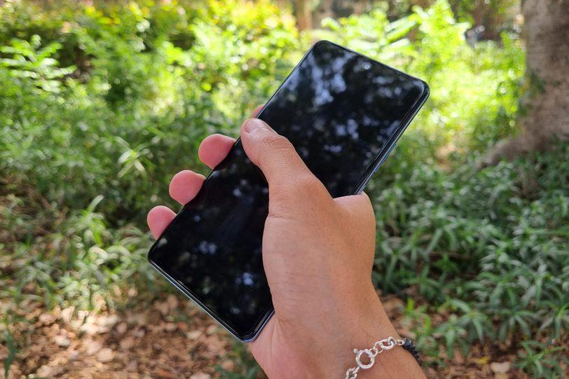 Xiaomi Redmi Note 10 Pro (צילום: אוהד צדוק)