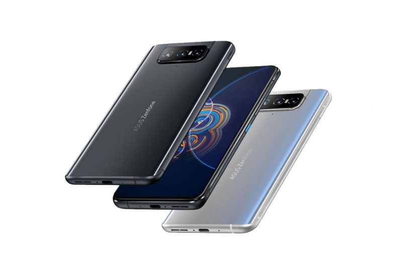 Zenfone 8 Flip (תמונה: ASUS)