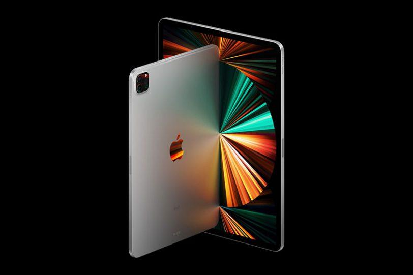 Apple iPad Pro 2021 (תמונה: אפל)