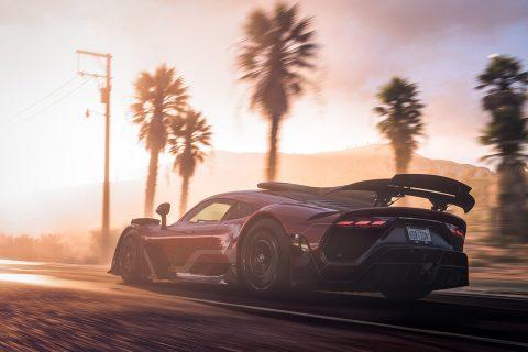 Forza Horizon 5 (תמונה: Microsoft)