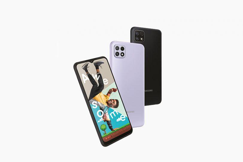 Galaxy A22 5G (תמונה: Samsung)