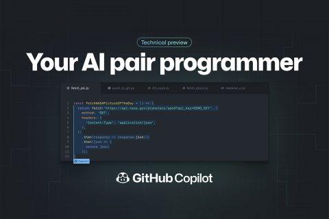 GitHub CoPilot (תמונה: Microsoft / Github)