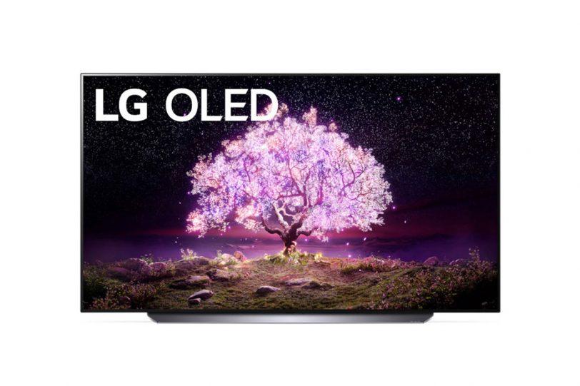 מסך OLED C1 (תמונה: LG)