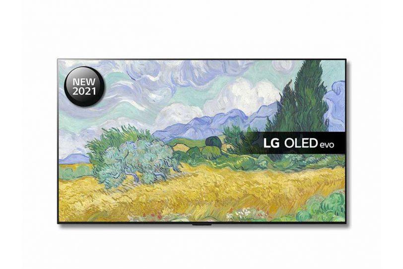 מסך OLED G1 (תמונה: LG)