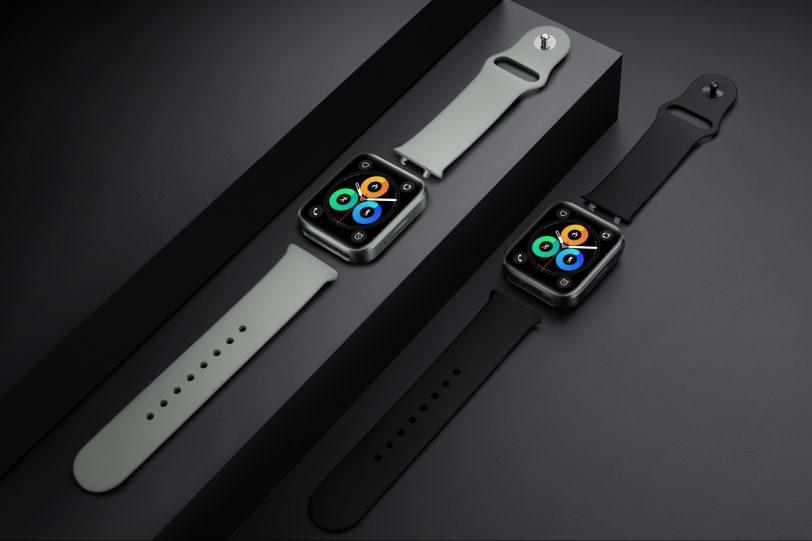 שעון Meizu Watch (מקור מיזו)