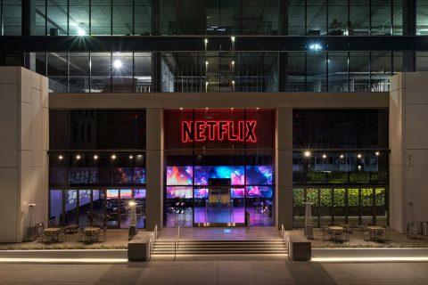 בניין Netflix