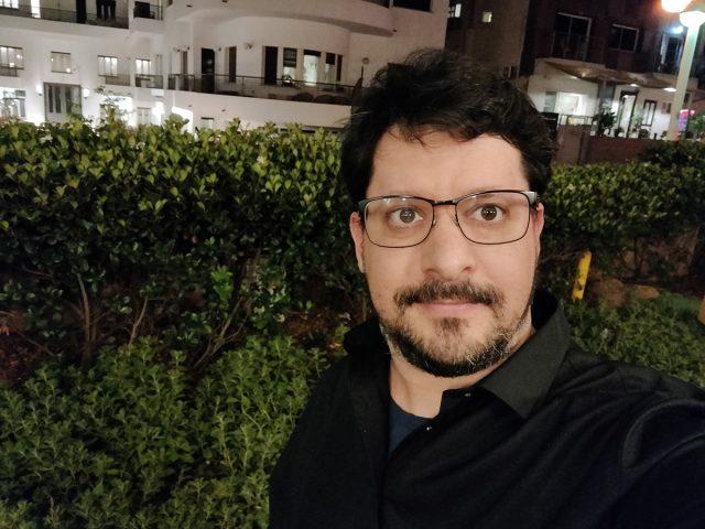 סלפי לילה (צילום: רונן מנדזיצקי)
