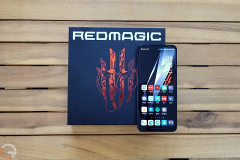 Red Magic 6 (צילום: רונן מנדזיצקי)