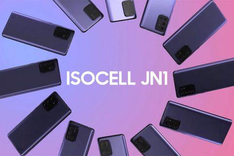 ISOCELL JN1 (תמונה: סמסונג)