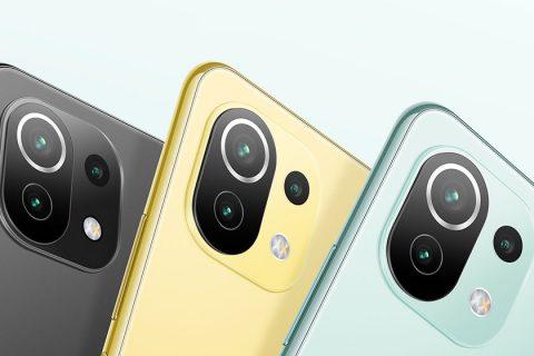 Xiaomi Mi 11 Lite 5G (תמונה: שיאומי)