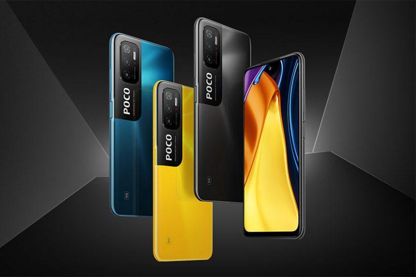 Poco M3 Pro 5G (תמונה: Poco)