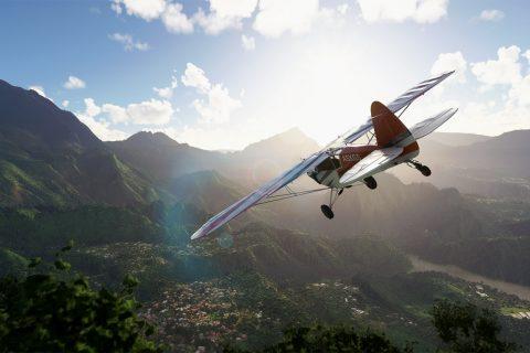 Flight Simulator (תמונה: Microsoft)