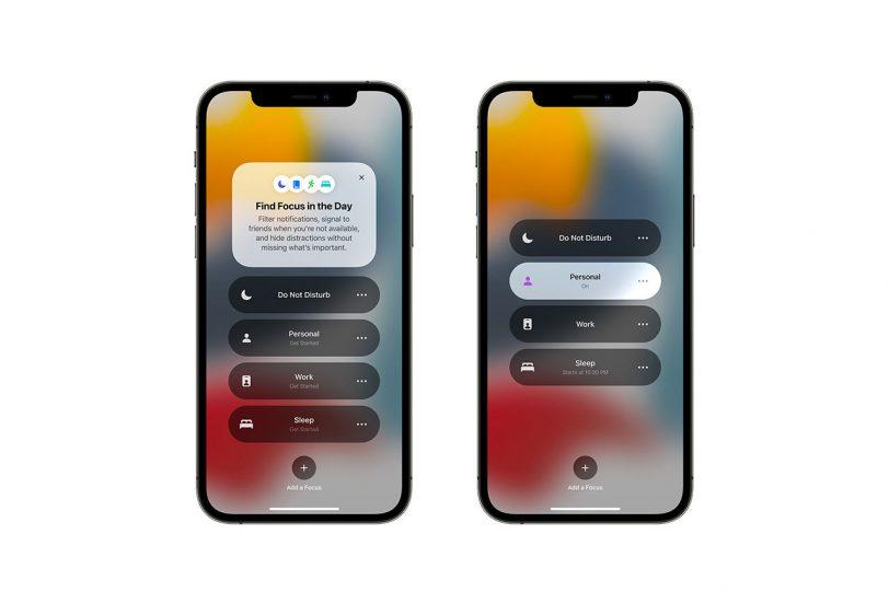 iOS 15 (תמונה: Apple)