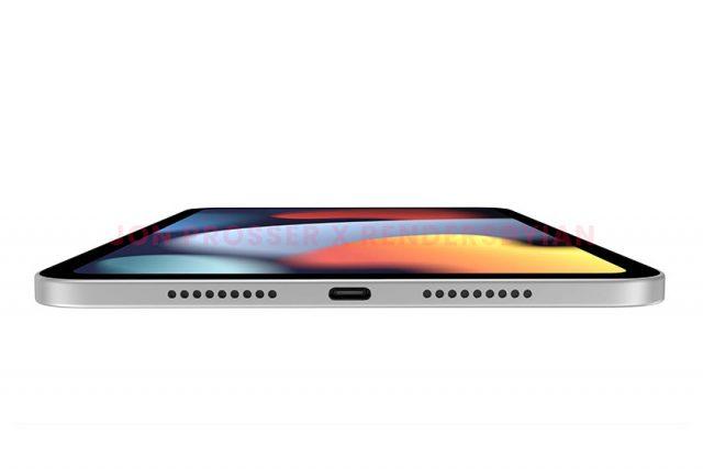 iPad Mini 2021 (תמונה: FrontPageTech)