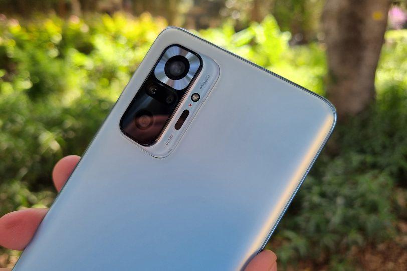 Xiaomi Redmi Note 10 Pro Camera (צילום: אוהד צדוק)