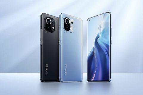 Xiaomi Mi 11 5G (תמונה: Xiaomi)