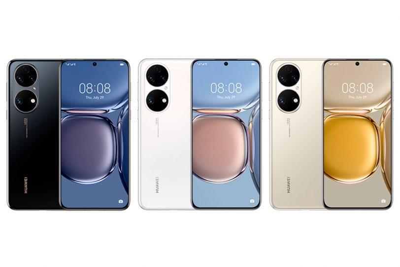 Huawei P50 (תמונה: Huawei)