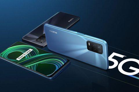 Realme 8 5G (תמונה: רילמי)