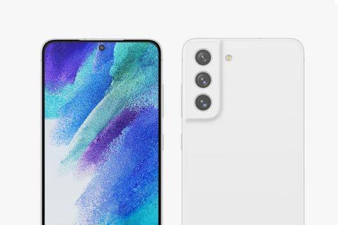 Samsung Galaxy S21 FE (תמונה: evleaks)