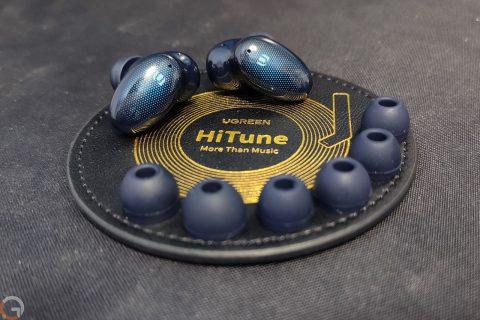 אוזניות HiTune X5 (צילום: רונן מנדזיצקי)