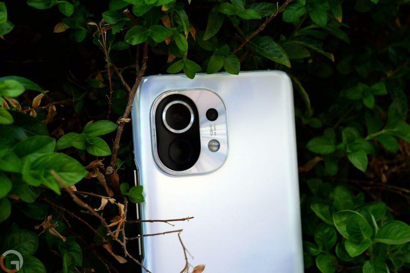 Xiaomi Mi 11 (צילום: רונן מנדזיצקי)