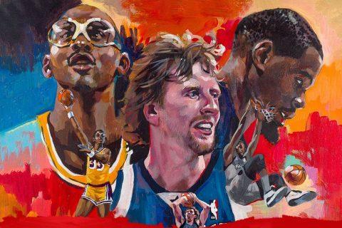 NBA 2K22 (תמונה: 2K)