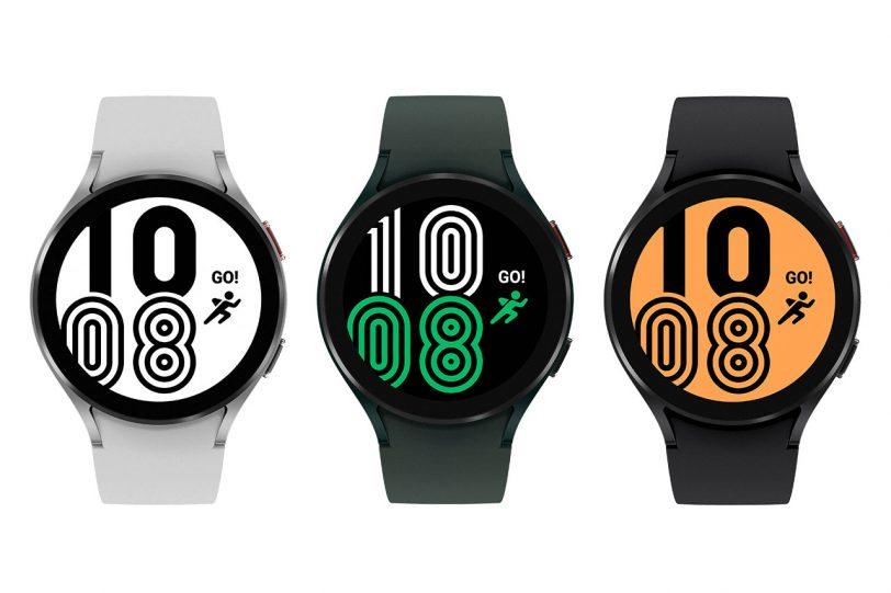 שעון Galaxy Watch 4 (תמונה: Samsung)