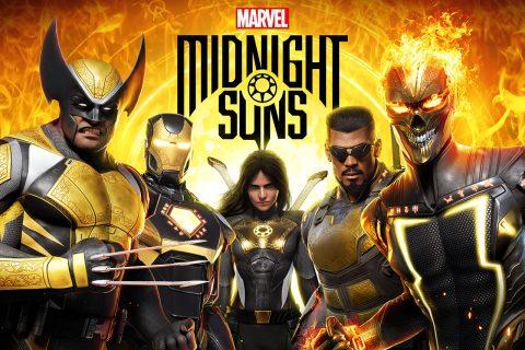 Marvel's Midnight Suns (תמונה: Marvel)