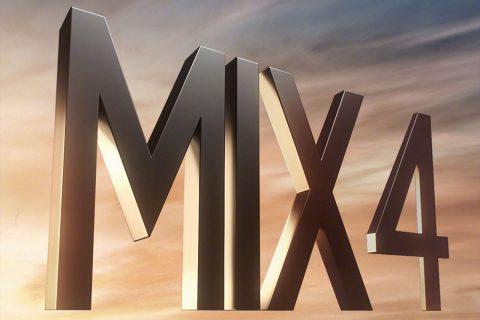 Xiaomi Mi Mix 4 Teaser (תמונה: Weibo / Xiaomi)