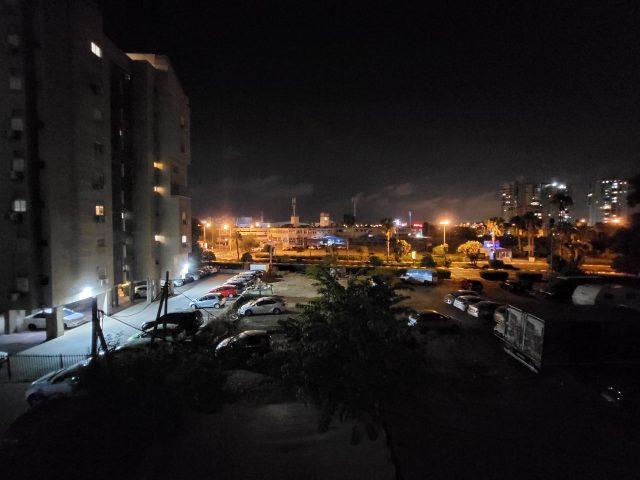 מצלמה רחבה (ללא מצב לילה)