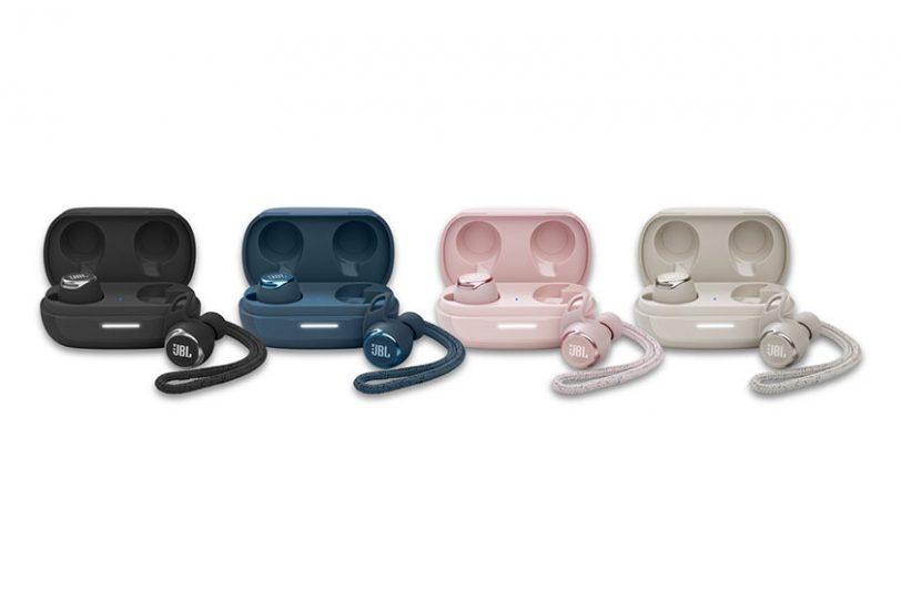 אוזניות Reflect Flow Pro (תמונה: JBL)