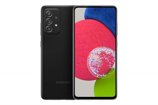 Samsung Galaxy A52s 5G (תמונה: סמסונג)