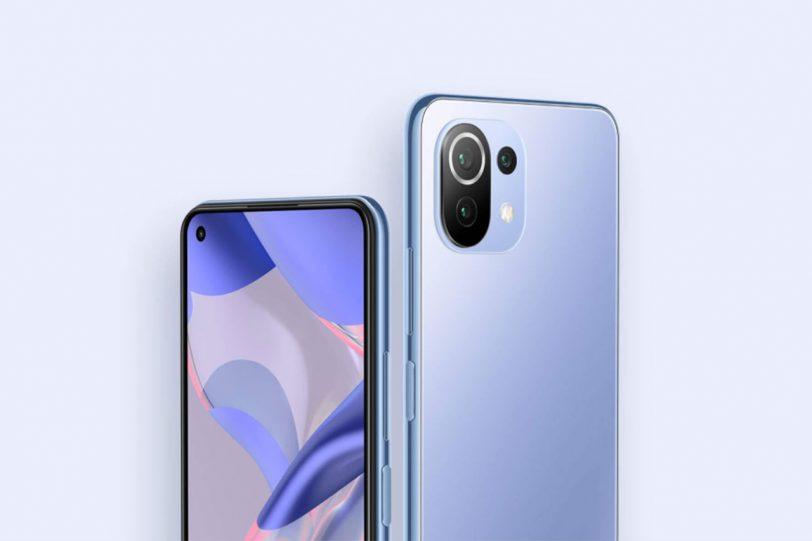 Xiaomi 11 Lite 5G NE (תמונה: Xiaomi)
