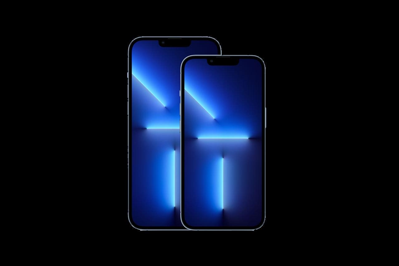 iPhone 13 Pro ו-iPhone 13 Pro Max (תמונה: Apple)
