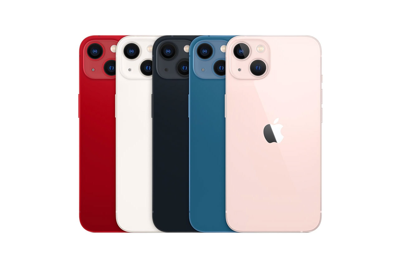 iPhone 13 (תמונה: אפל)