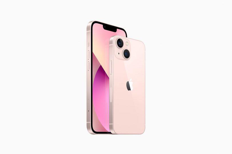 iPhone 13 ו-iPhone 13 Mini (תמונה: Apple)