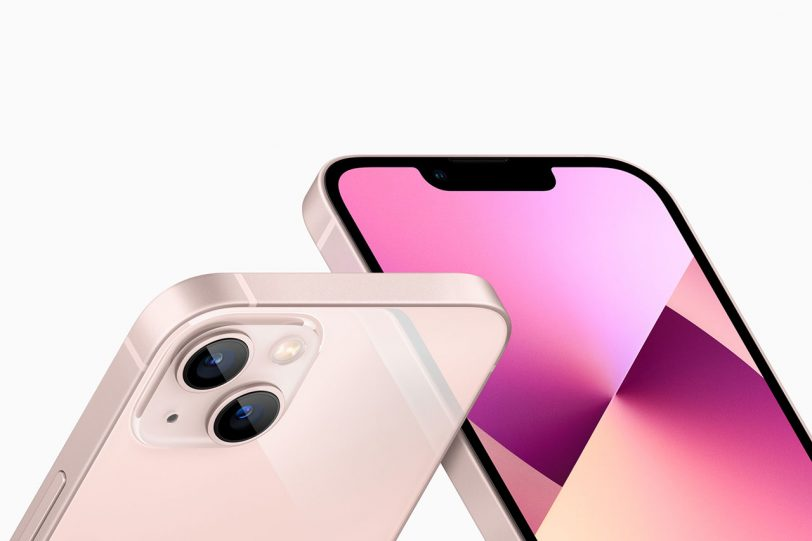 iPhone 13 (תמונה: Apple)