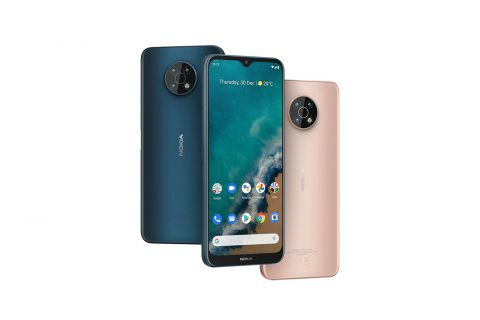 Nokia G50 (תמונה: Nokia / HMD)