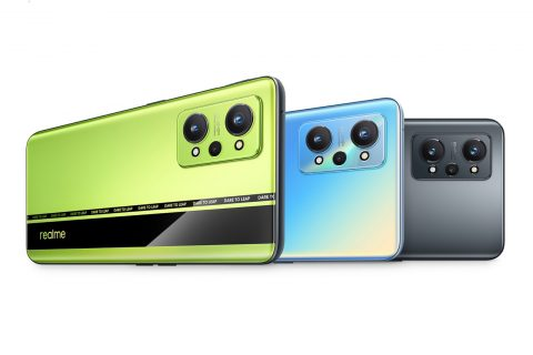 Realme GT Neo2 (תמונה: Realme)