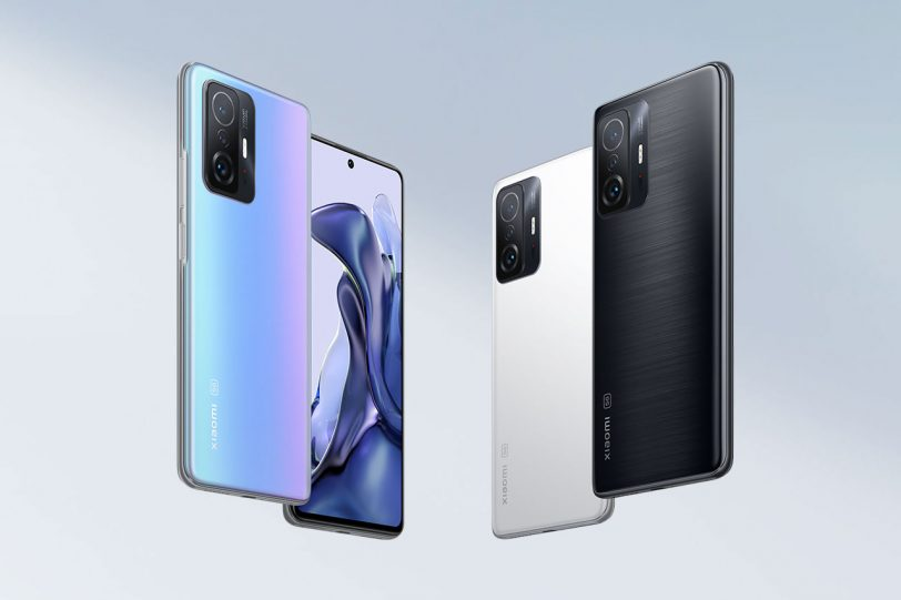 Xiaomi 11T (תמונה: Xiaomi)