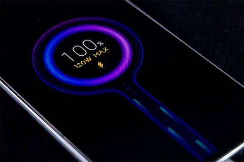 טעינת 120W ב-Xiaomi 11T Pro (תמונה: Xiaomi)