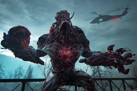 back 4 blood (תמונה:Warner Bros. Interactive Entertainment)