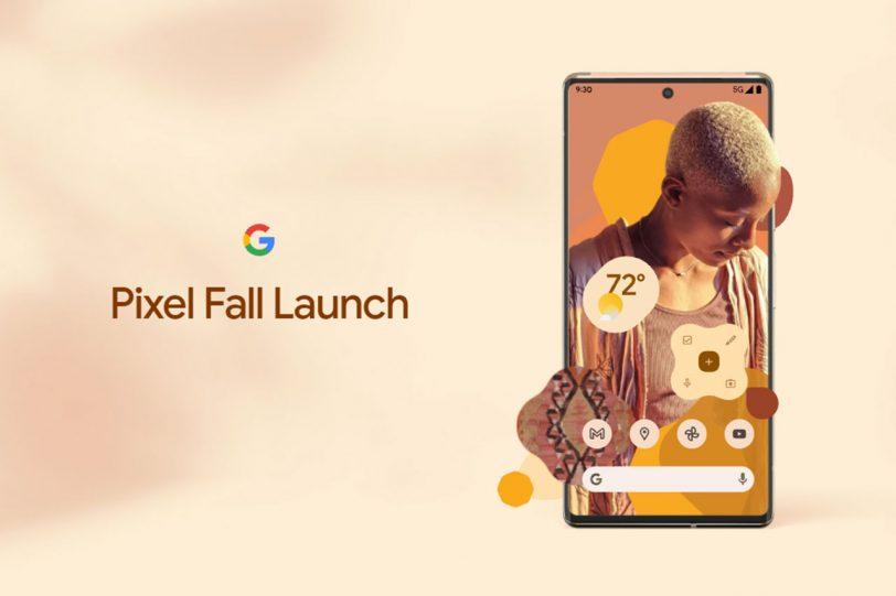 Google Pixel 6 Launch Event (תמונה: גוגל)
