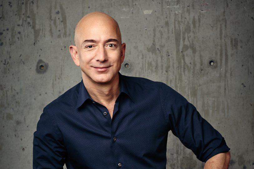 ג'ף בזוס (תמונה: Amazon)