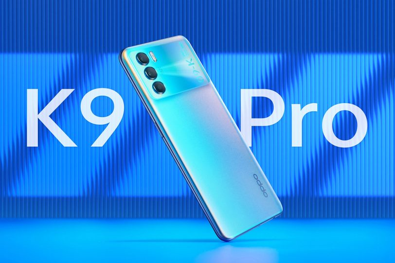 Oppo K9 Pro (תמונה: Oppo)