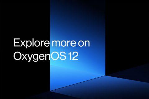 OxygenOS 12 (תמונה: OnePlus)