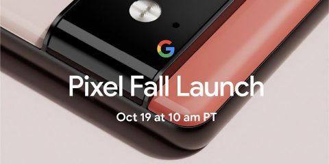 Pixel Fall Launch 2021