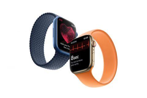 שעון Apple Watch Series 7 (תמונה: Apple)