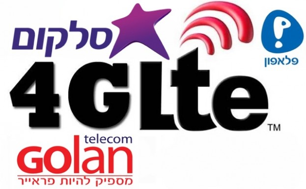 4g-lte-cellcom-pelephone-golan