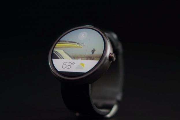 גוגל מכריזה על פלטפורמת Android Wear למכשירים לבישים